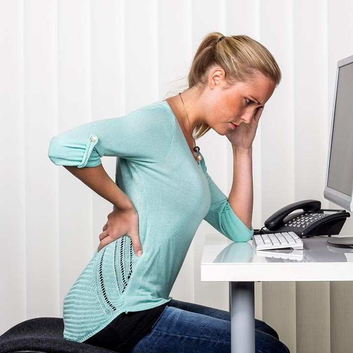 back, pain, sciatica, desk, posture, wokingham, physiotherapy